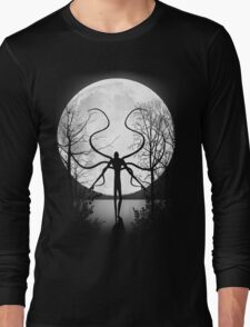 Always watches... NO EYES Long Sleeve T-Shirt
