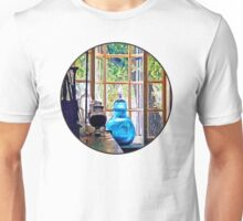 Blue Apothecary Bottle T-Shirt