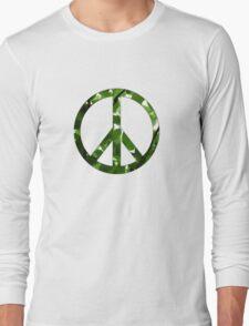Green Peace Long Sleeve T-Shirt