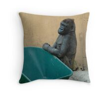 The Town Bully? Throw Pillow