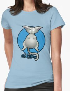 CatNiped Womens Fitted T-Shirt