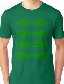8 x Minifig Stickers  T-Shirt