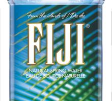 FIJI WATER (LONG SLEEVE) Sticker