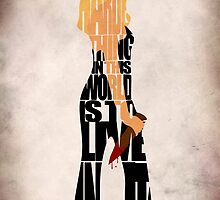 Buffy the Vampire Slayer by A. TW