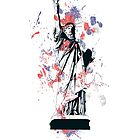 Creative Liberty - Statue of Liberty by VisualKontakt & Co.