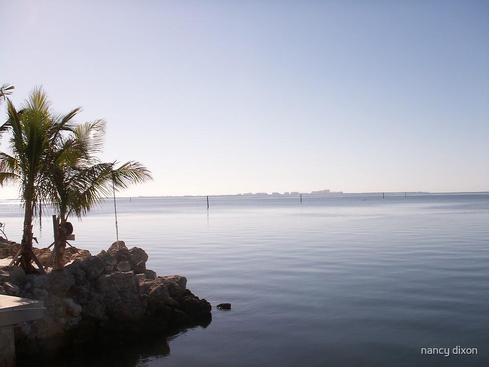 on the Bay by nancy dixon