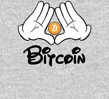 Bitcoin Mickey Hand T Shirt Unisex T-Shirt