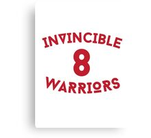 Invincible Warriors Canvas Print