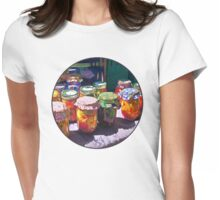 Pickles and Jellies Womens Fitted T-Shirt