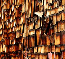 Breckenridge Shingles by Julie Cooper
