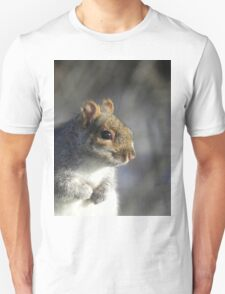 Gray Squirrel Unisex T-Shirt
