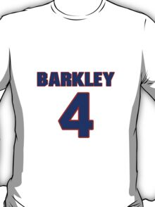 Basketball player Charles Barkley jersey 4 T-Shirt