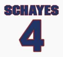 Basketball player Dolph Schayes jersey 4 by imsport