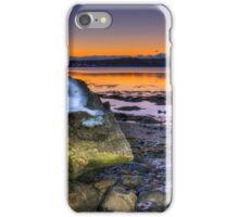 COLD BEACH 4B 2480 iPhone Case/Skin