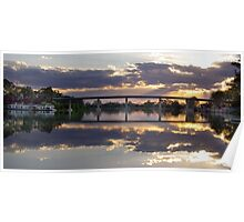 Dramatic Reflection Poster