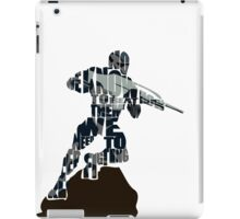 Jake Nomad Dunn iPad Case/Skin