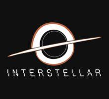Black Hole Interstellar by BuckRogers