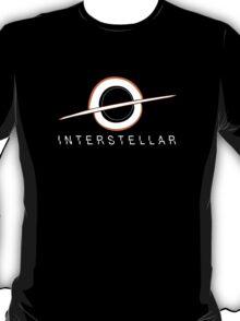 Black Hole Interstellar T-Shirt