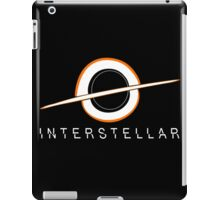 Black Hole Interstellar iPad Case/Skin
