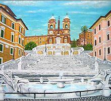 ROMA-Piazza di Spagna 13-1999 by pbellucci