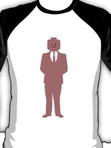 Minifig Business Man T-Shirt