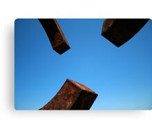 San Sebastian sculpture Canvas Print