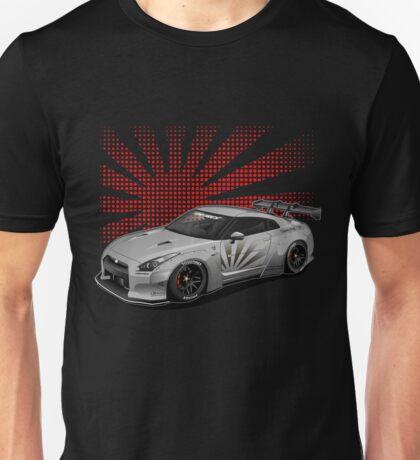 The Godzilla GTR Unisex T-Shirt