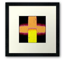 Strange Behaviour Framed Print