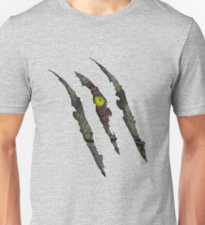 """Watch your six! Raptors got a new alpha! "" Unisex T-Shirt"