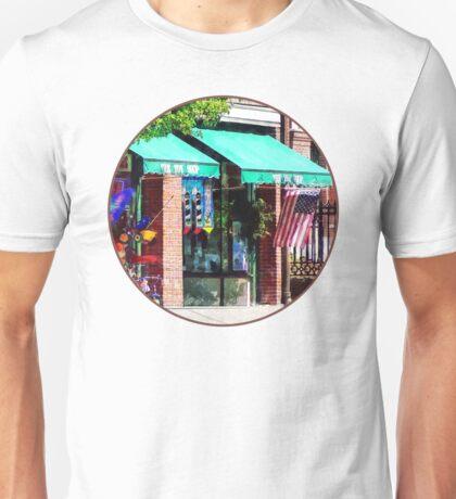 Toy Shop Bristol, RI Unisex T-Shirt