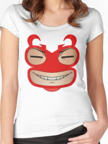 Sly Grin Women's Fitted Scoop T-Shirt