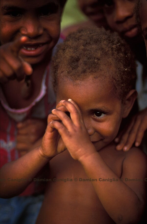 Children of Kokoda by damiancaniglia