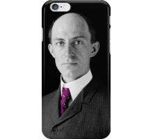 Wilbur Wright iPhone Case/Skin