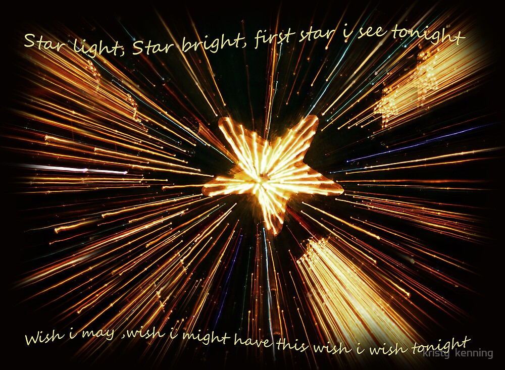 Starlight Starbright by kristy  kenning