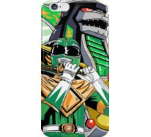 MMPR - Dragonzord iPhone Case/Skin