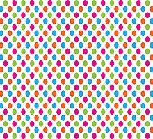 Summer Polka Dots by ArtfulDoodler