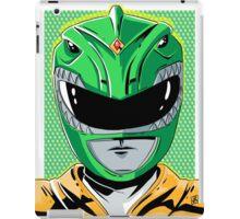 MMPR - Green Ranger iPad Case/Skin