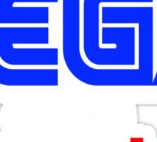 SEGA Does What Nintendon't Sticker