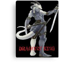Dragons' King Canvas Print