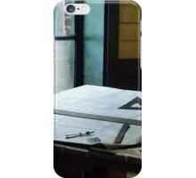Triangle Ruler And Compass iPhone Case/Skin