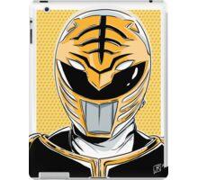 MMPR - White Ranger iPad Case/Skin