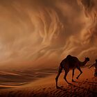 Sandstorm by Cliff Vestergaard