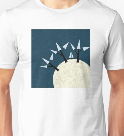 Journey to the Moon Unisex T-Shirt