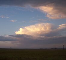 Afternoon Storm by Chris Holtham