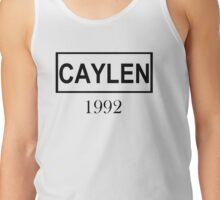 CAYLEN BLACK Tank Top
