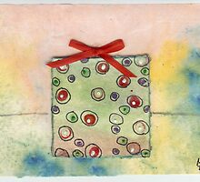 Christmas Present For You 20c by Melinda Tarascio Lidke