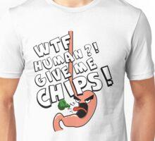 Stomach. Unisex T-Shirt