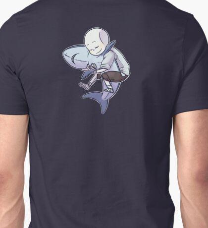 Newton - Shark doll Unisex T-Shirt