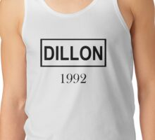 DILLON BLACK  Tank Top