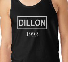 DILLON WHITE  Tank Top